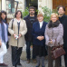 Serbian partner visited the city of Forli